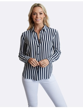 The Sailors Silk Shirt by The Fable