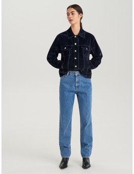 Vintage Style Jeans by Reserved