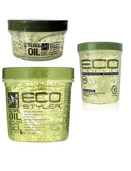 Eco Styler Gel Olive Oil Styling Hair Gel No Tack Or Flakes Hair Styling Gel Uk by Ebay Seller