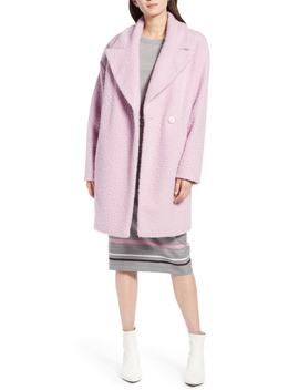 Bouclé Coat by Halogen®