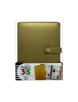 Me & My Big Ideas Create 365 Hp Deluxe Cover Mini Gold by Me & My Big Ideas
