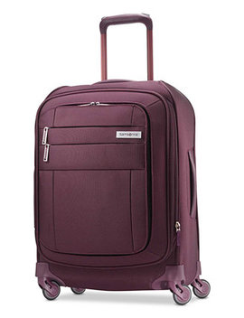 """Agilis 21"""" Softside Carry On Spinner Suitcase, Created For Macy's by Samsonite"""