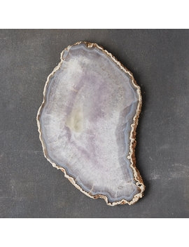 Agate Slice Serving Board by Terrain