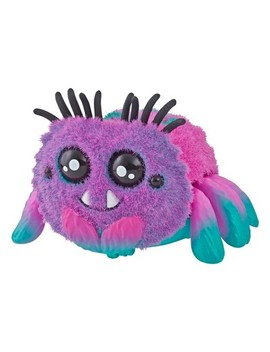 Yellies! Toofy Spooder   Voice Activated Spider Pet by Hasbro
