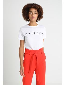 Friends Photo Logo Tee   T Shirt Con Stampa by New Look