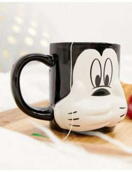 Typo X Disney Mickey Shaped Mug by Typo