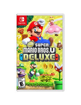 New Super Mario Bros. U Deluxe (Switch) by Nintendo