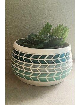 Ceramic Planter by Etsy