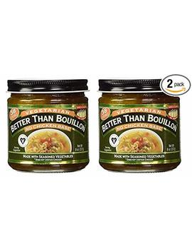 Better Than Bouillon, No Chicken Base, Vegan Certified 8 Oz (Pack Of 2) by Better Than Bouillon