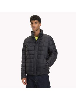 Filled Recycled Fabric Puffer Jacket by Tommy Hilfiger