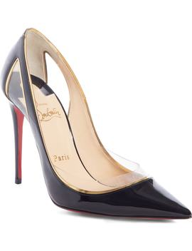 Cosmo Window Pump by Christian Louboutin