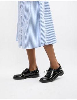 Bershka   Chaussures Richelieu Vernies by Bershka