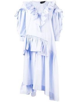 Ruffle Bow Dress by Simone Rocha