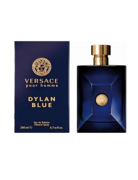 Versace Dylan Blue 200ml Edt Spray Retail Boxed Sealed by Ebay Seller