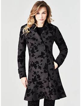 Marciano Floral Coat by Guess