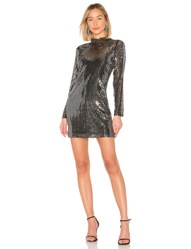 Sequin Mini Dress by Tanya Taylor