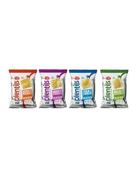 Enjoy Life Lentil Chips, Soy Free, Nut Free, Gluten Free, Dairy Free, Non Gmo, Vegan, Variety Pack, 0.80 Ounce Bags (Pack Of 24) by Enjoy Life Foods