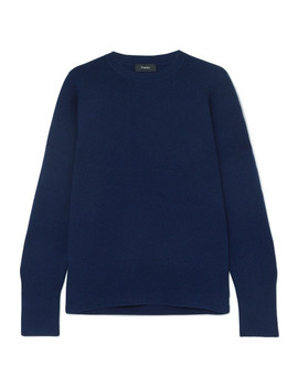 Wool Blend Sweater by Theory