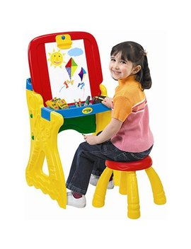 Crayola Play 'n Fold 2 In 1 Art Studio Easel by Crayola