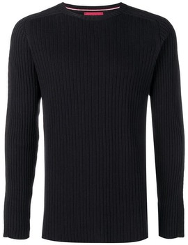 Ribbed Sweater by Boss Hugo Boss