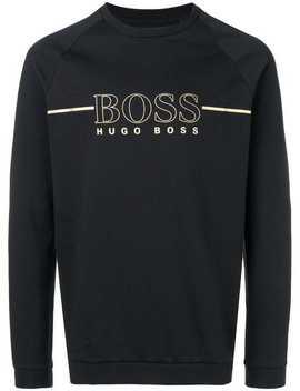 Logo Patch Sweatshirt by Boss Hugo Boss