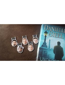 Backstreet Boys (Bsb)   Magnetic Bookmarks by Etsy