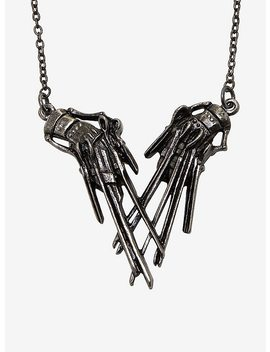 Edward Scissorhands Necklace by Hot Topic