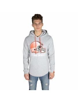 Icer Brands Nfl Men's Fleece Hoodie Pullover Sweatshirt Embroidered, Team Color by Icer Brands