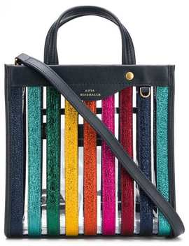 Small Rainbow Tote Bag by Anya Hindmarch