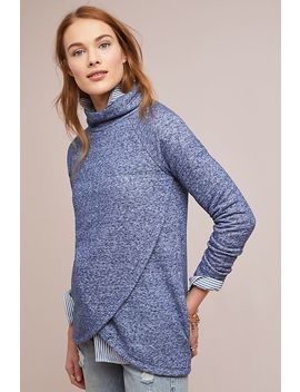 Sol Angeles Funnel Neck Pullover by Sol Angeles