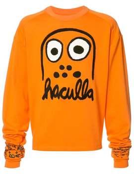 Sweatshirt Mit Logo by Haculla