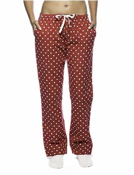 Noble Mount Womens Premium 100 Percents Cotton Flannel Lounge Pants by Noble+Mount