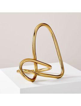 Metal Loop Object by West Elm