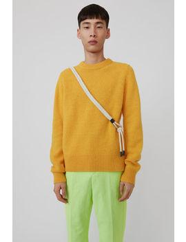 Classic Sweater Honey Yellow by Acne Studios
