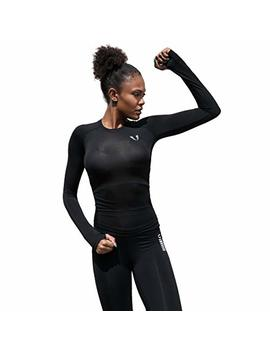 V Lovefit Womens Lightweight Workout Long Sleeve Seamless Shirts by V Lovefit