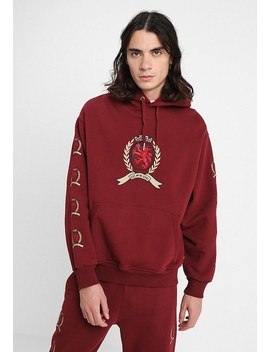 Crest Hoodie   Kapuzenpullover by Tommy Jeans