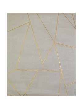 """York Wallcoverings Nazca 32.8' L X 20.8"""" W Metallic/Foiled Wallpaper Roll & Reviews by York Wallcoverings"""