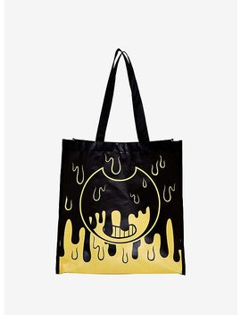 Bendy And The Ink Machine Who's Laughing Now Reusable Tote Bag by Hot Topic