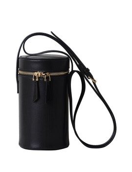 Cylindrical Shoulder Bag by Most Wanted Usa