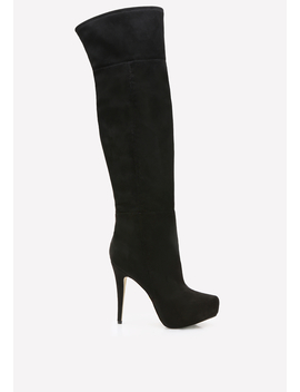 Rihanna Tall Boots by Bebe