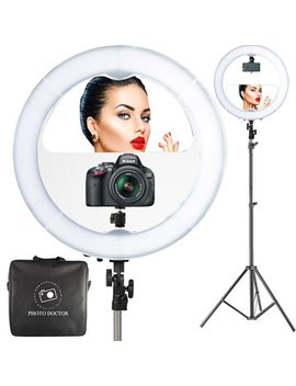 7 Feet Height Adjustable Led Studio Ring Light Bracket Tripod Light Stand Professional Photographic Video Light Holder by Yumengmeng