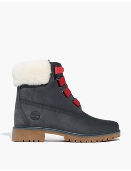 Timberland® Jayne Convenience Hiking Boots by Madewell