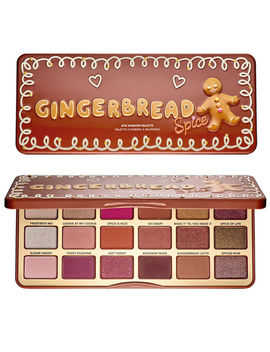 2018 Hot Gingerbread Spice Eye Shadow Palette Full Size/Christmas Gift by Ebay Seller