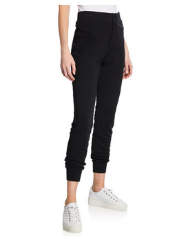Mid Rise Terry Athletic Sweatpants by Rag & Bone