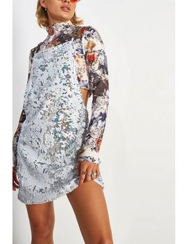 **Flip Sequin Mini Dress By Jaded London by Topshop