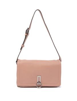 Sanna Leather Shoulder Bag by Vince Camuto