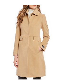 Classic Cashmere Walker Coat by Katherine Kelly