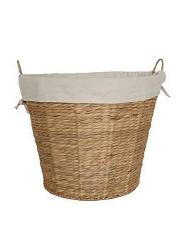 Hyacinth Large Basket by Dunelm