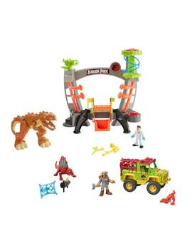Imaginext Jurassic World Lab Gift Set By Fisher Price by Kohl's