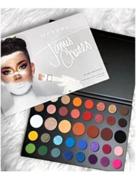 New Hot Eyeshadow Palette Morphe X James Charles Inner Artist 39 Pressed  —2018 by Ebay Seller